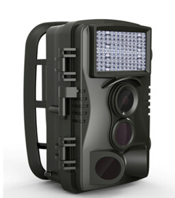 Fotopast GESOM F2, Foto 12Mpx, HD video, 41x IR LED